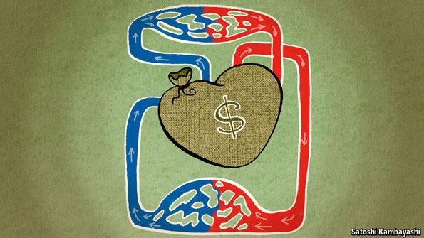Χρήματα,-καρδιά