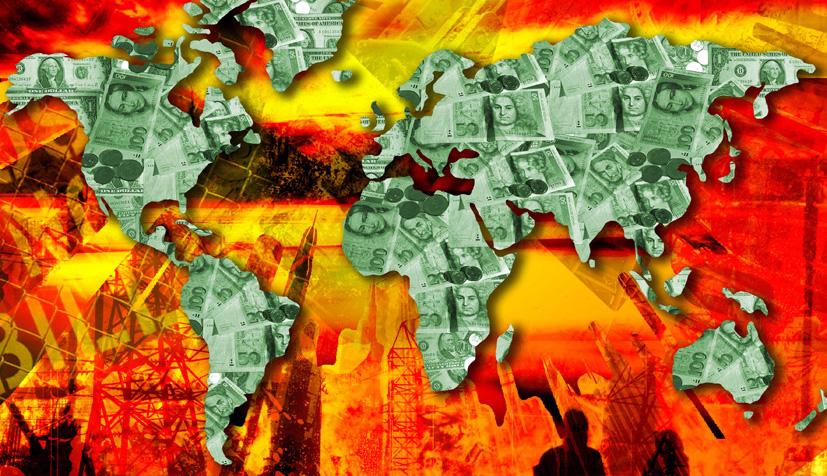 Παγκόσμιο χρηματοπιστωτικό τέρας