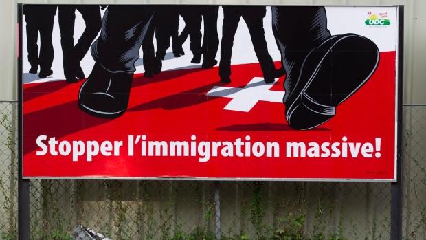 Ελβετία και μετανάστευση