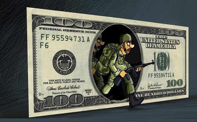 Δολάριο-Αμερικής