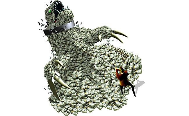 Το τέρας του χρέους