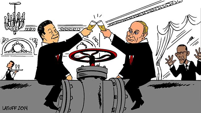 Κίνα-και-Ρωσία-συμμαχία