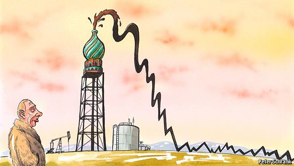 Ρωσία και τιμές πετρελαίου