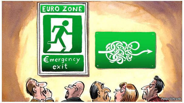 Έξοδος-από-την-ευρωζώνη
