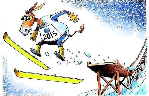 Ευρωζώνη, ανώμαλη προσγείωση