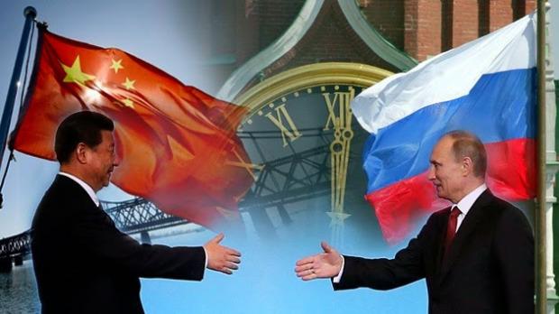 Κίνα και Ρωσία