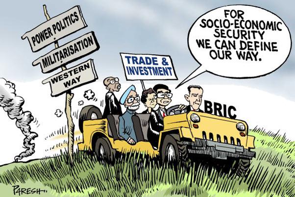 BRICS-χώρες