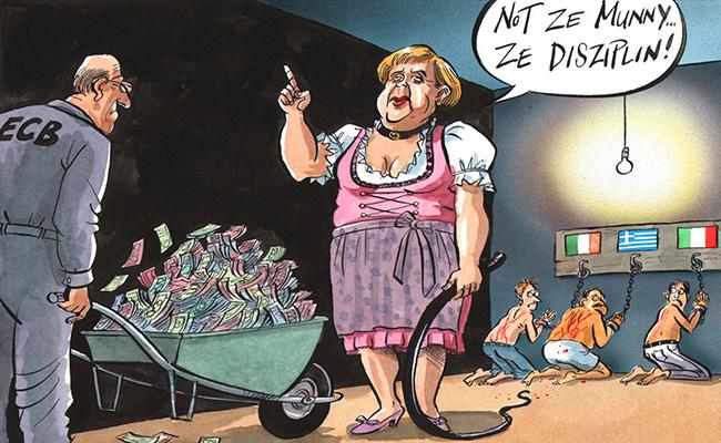 Γερμανία,-Ελλάδα,-πειθαρχία