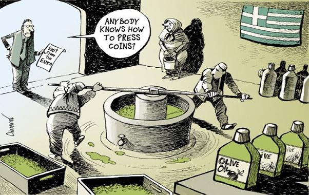 IMAGE - Ελλάδα,-grexit,-ευρώ,-δραχμή,-τύπωμα