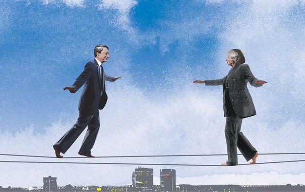 ΕΙΚΟΝΑ---κεντρικές-τράπεζες,-ΕΚΤ,-FED Οι πυροσβέστες