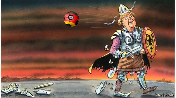 ΕΙΚΟΝΑ---Γερμανία Η πρωταθλήτρια της απάτης