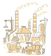 ICON -Βιομηχανία