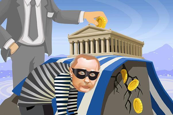 ΕΙΚΟΝΑ-Ελλάδα-τράπεζες Το τραπεζικό κόλπο