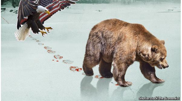 ΕΙΚΟΝΑ---Ρωσία Η αμερικανική παγίδα
